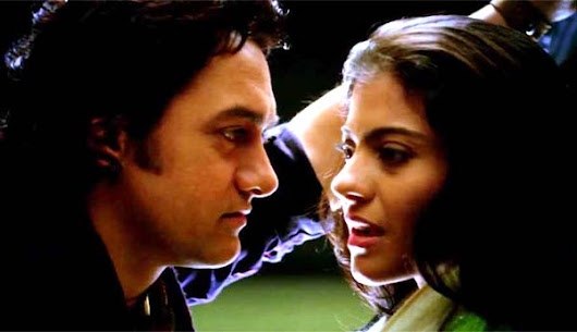 11 Photo Aamir Khan Dengan Kajol Di Film Fanaa (2006) - Semua Bollywood