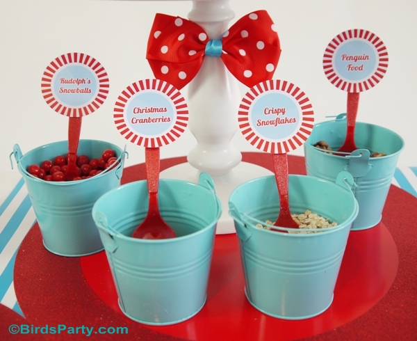 christmas dinner party ideas happy holidays - Childrens Christmas Party Decoration Ideas