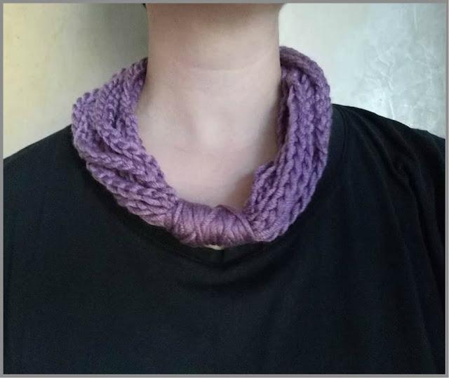 Sophia's Lullaby- Finger Crochet 3
