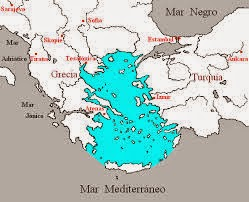 Islas del mar Egeo