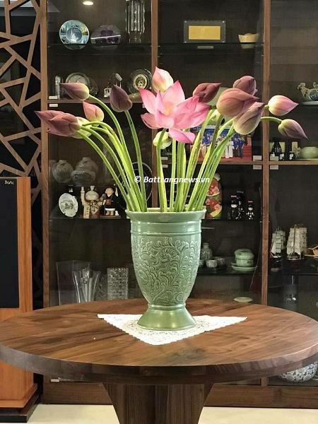 mẹo trang trí nội thất bằng đồ gốm sứ