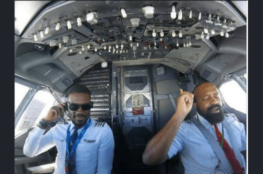 See How Much Nigerian Pilots Earns as Salary in a Month