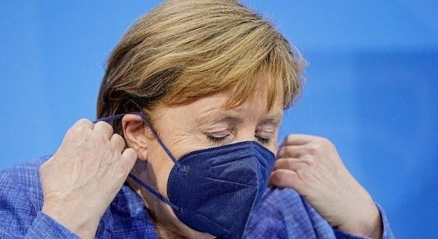Merkel comemora avanço contra covid, mas variante Delta preocupa