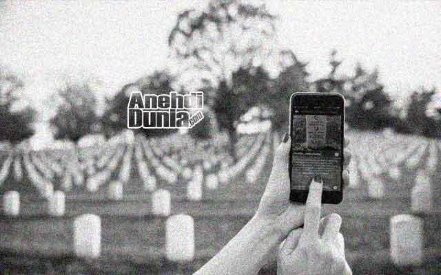 Telepon dari kuburan