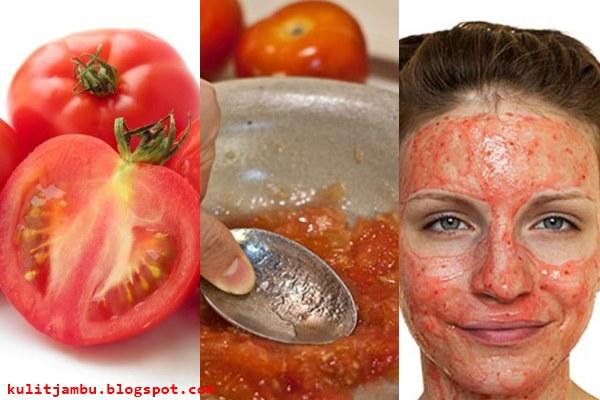 Hilangkan Bekas Jerawat Dengan Masker Tomat Segar Cara Menghilangkan Bekas Jerawat Dengan Cepat
