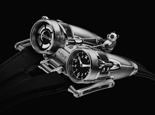 Montre MB&F HM4 Thunderbolt Only Watch 2011 Huang Hankang