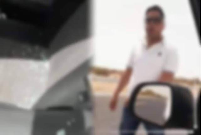 المديرية العامة للأمن الوطني تؤكد أنها تفاعلت مع مقطع مصور لخلاف بين شخصين أحدهما مفتش شرطة ممتاز تطور إلى إلحاق خسائر مادية