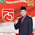 Pesan Ketua DPRD Kabupaten Kotabaru di HUT ke 73 RI