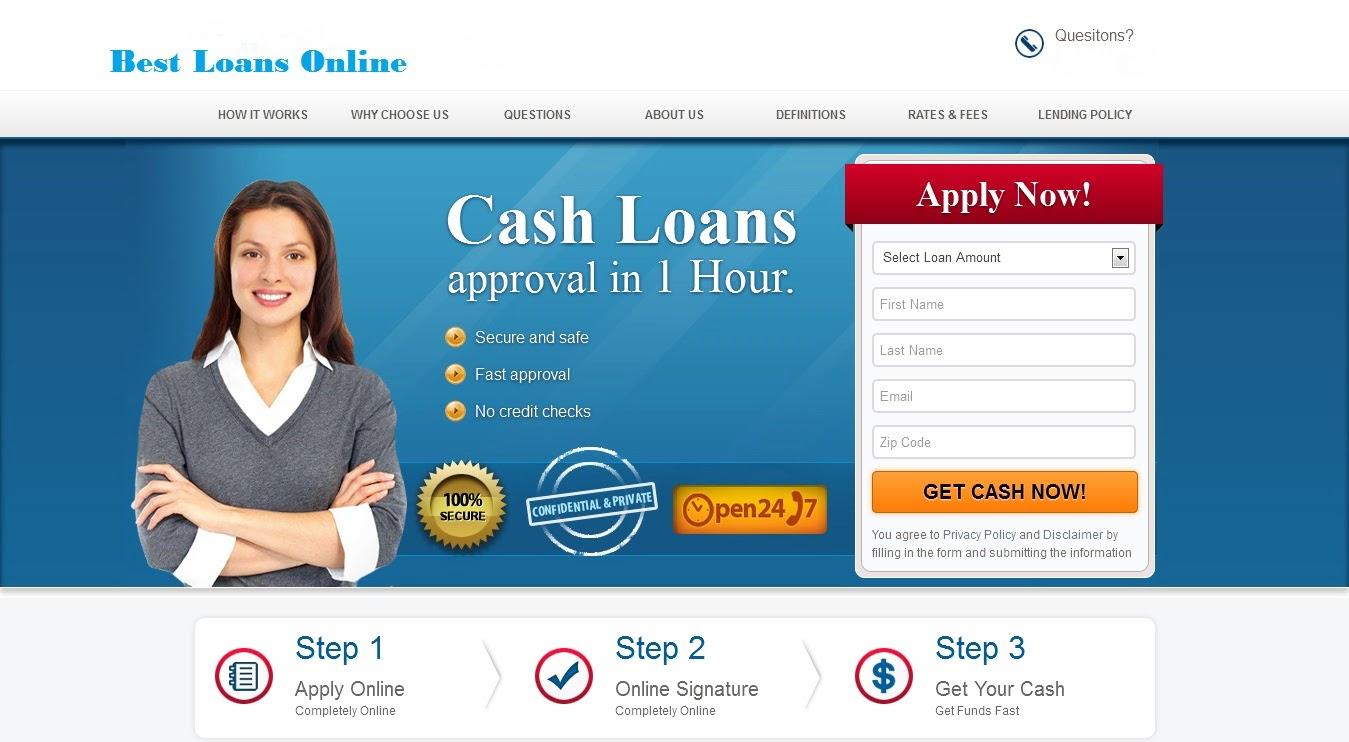 Best Loans Online | Your Blog Description