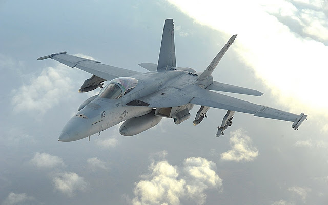 BOEING: CLOSE THE DEAL FOR SUPER HORNETS TO KUWAIT AND F15S TO QATAR