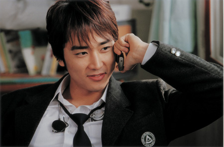 On the way to LOVE: Song Seung Heon - Lost 5kg for He Was Cool