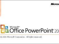 Penjelasan Singkat Tools Pada Microsoft Power Point 2007