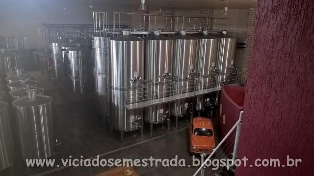 Vinícola Don Guerino, Alto Feliz, RS