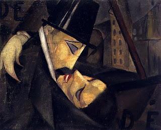 Тамара де Лемписка. Поцелуй. 1922