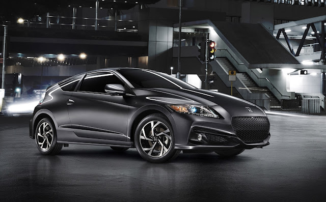 2016 Honda CRZ Reviews