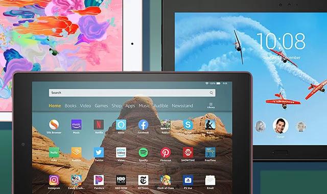 Les tablettes les plus populaires pour les enfants en 2020