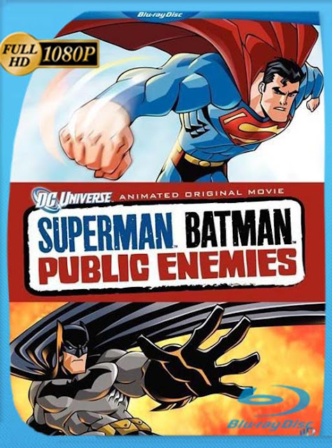 Superman/Batman: Enemigos Públicos (2009) HD [1080p] Latino [GoogleDrive] SilvestreHD