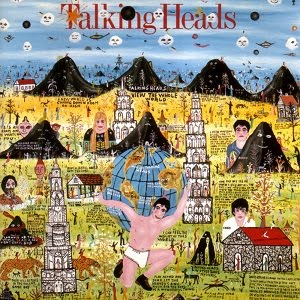"TALKING HEADS ""Little Creatures"""