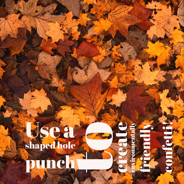 dried autumnal leaves