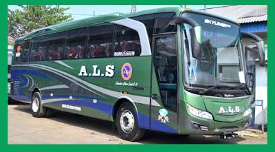 Agen Bus ALS di Sumatera dan Jawa