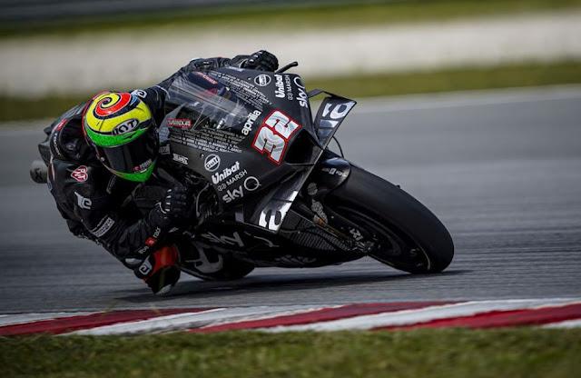 Lorenzo Savadori Menjadi Penguji Aprilia Racing Pada MotoGP