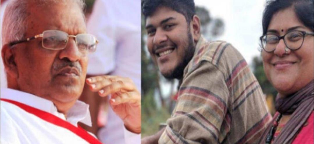 P Jayarajan against Alan Shuhaib,www.thekeralatimes.com