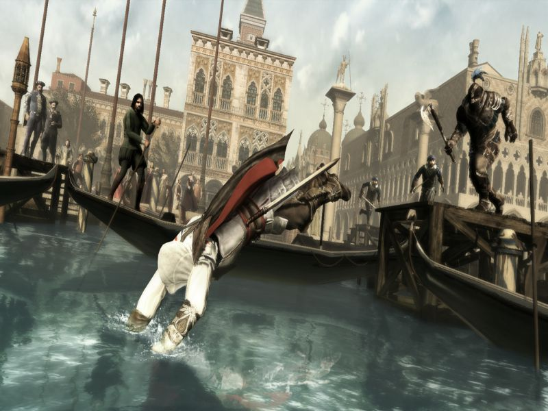 Download Assassin's Creed 2 Free Full Game For PC