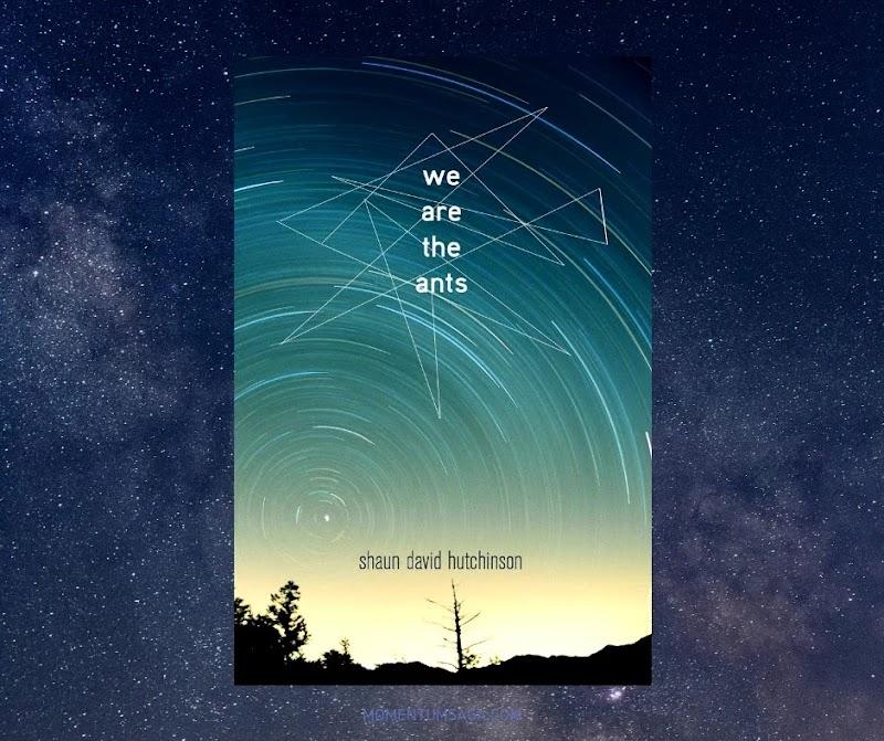 Hora de Ler: We are the Ants - Shaun David Hutchinson
