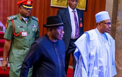 I have no accounts or property abroad - Goodluck Jonathan