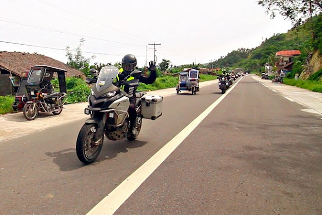 This Dad Took His Two Little Boys on the Ride of Their Lives and Travelled 4,000 KM From Mindanao To Luzon!