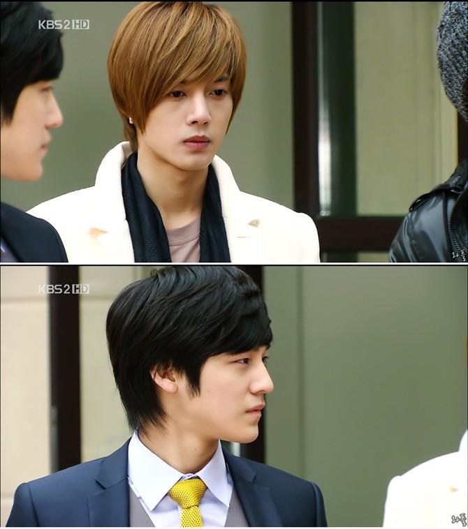 Boys Over Flowers Park Sun Ja: SS501 Will Comeback !!: Jihoo Sunbae Screencaps From Boys