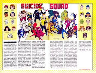 Escuadron Suicida DC Comics