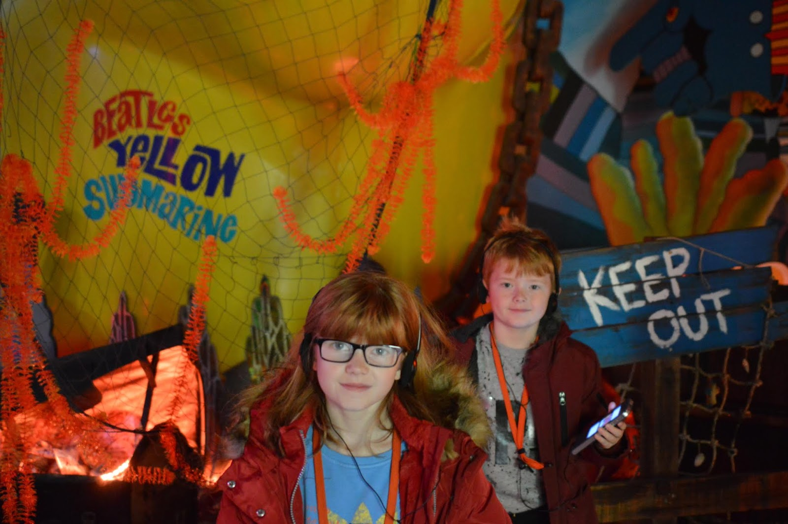 How to Spend 24 Hours in Liverpool with Tweens - The Beatles Story Yellow Submarine