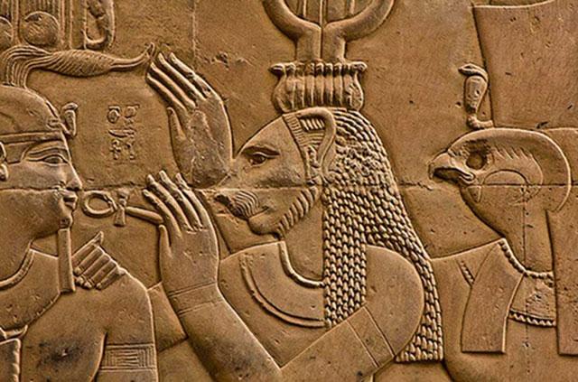 Patung Sekhmet