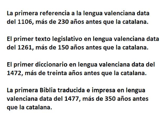 lengua valenciana