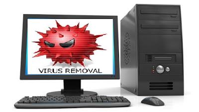 Komputer-Virus-Removal