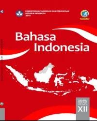 Buku bahasa indonesia Siswa Kelas 12 k13 2018