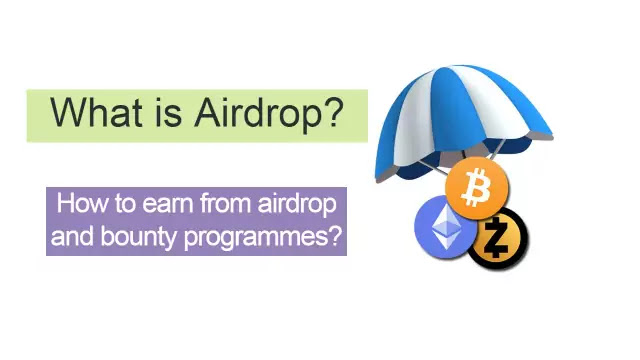 What is airdrop cryptocurrency - Online Free Master