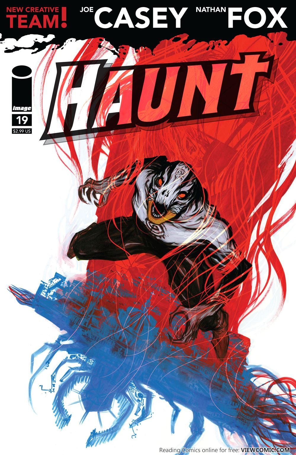Haunt | Viewcomic reading comics online for free 2019