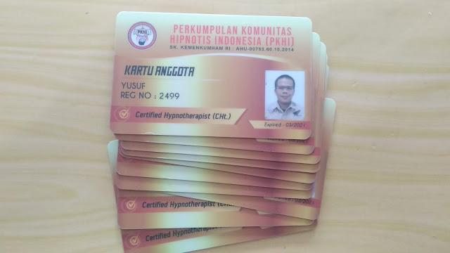 Kartu Anggota Organisasi