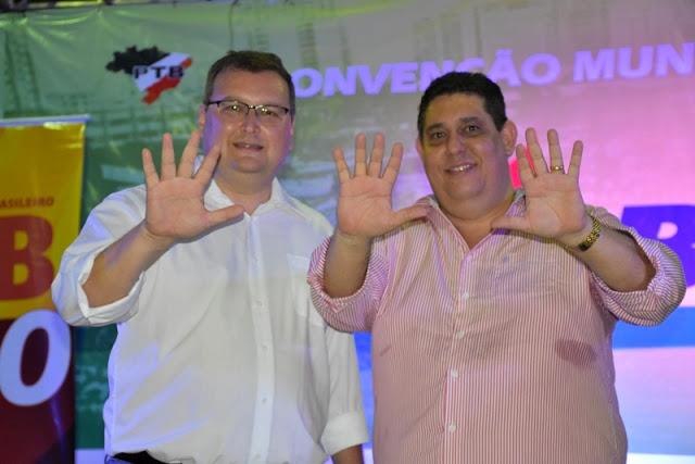 Denuncias abrem oficialmente a campanha política em Rosário Oeste... Adversários do empresário Luiz Fernando o denunciaram por desespero.  Veja.