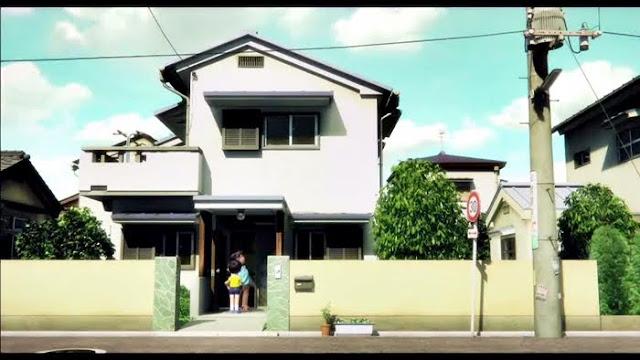 Casa di Nobita e Doraemon