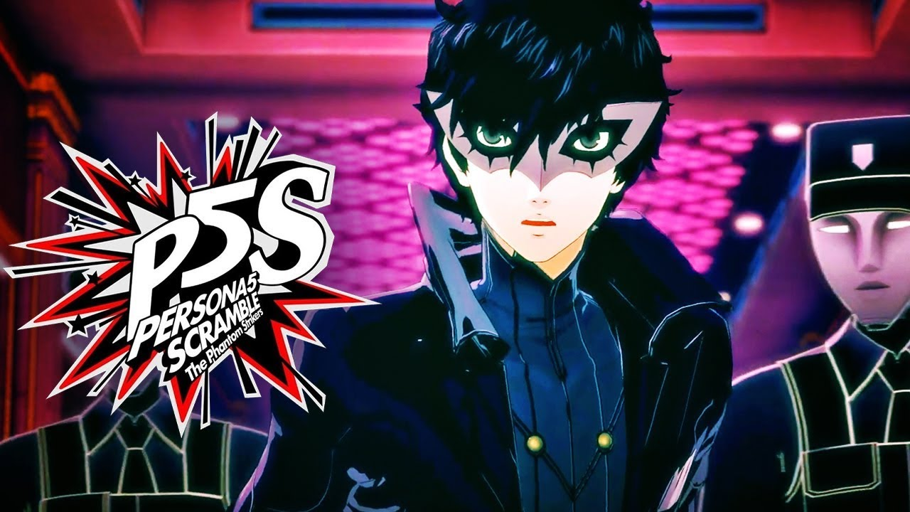 Persona 5 Strikers - Complete list of all Personae