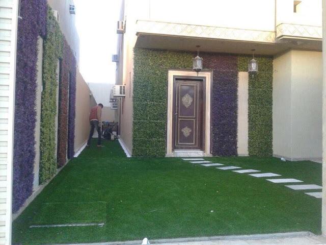 شركة تركيب عشب صناعي بالبحرين