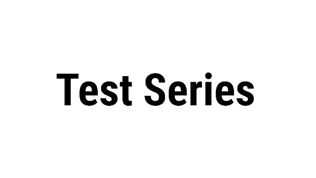 Test Series- For General Awareness and General Science