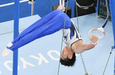 橋本大輝 金メダル