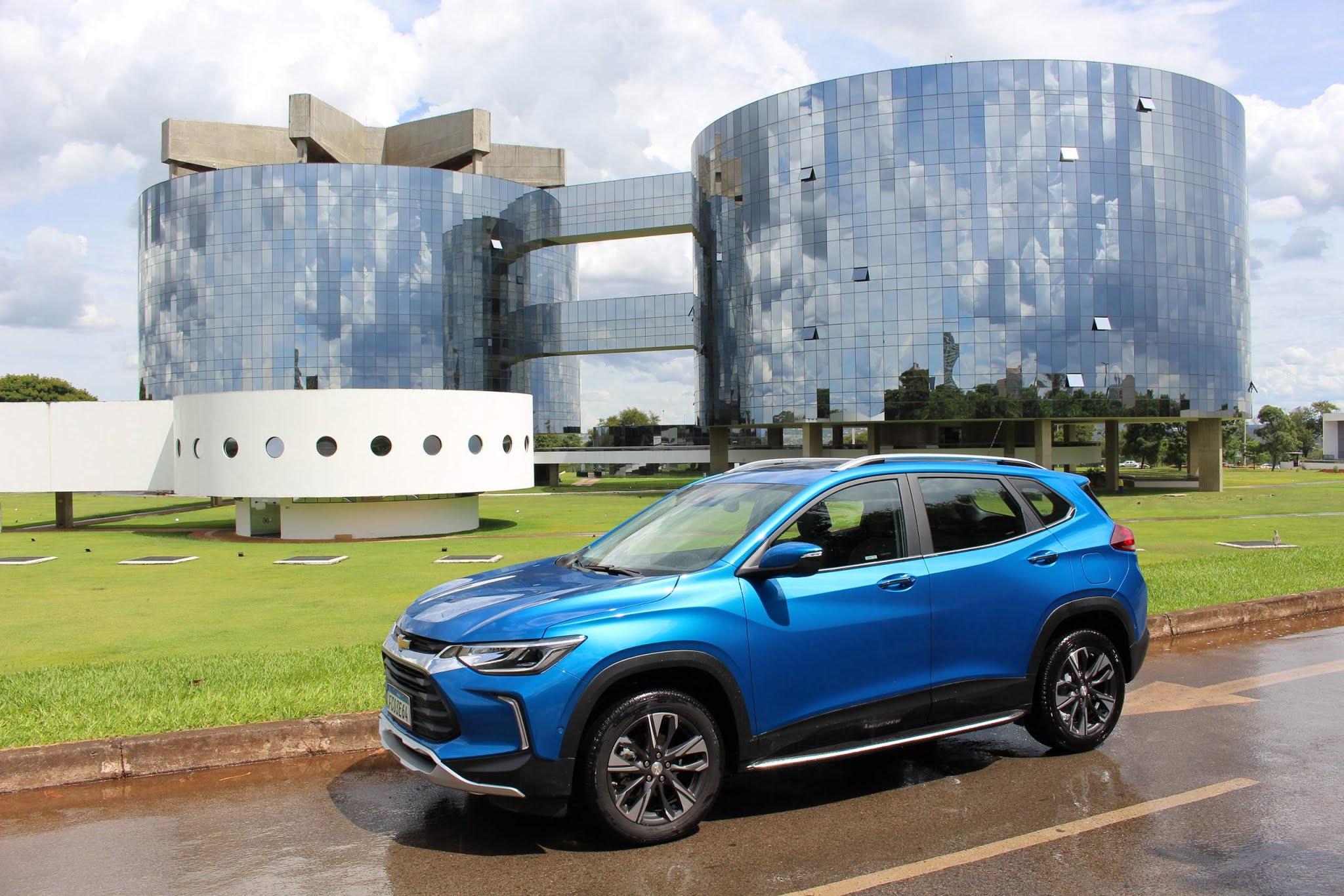 Chevrolet Tracker - 9º carro mais vendido do Brasil em maio