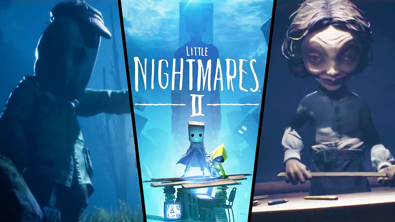 Little Nightmares 2 - How to Get the Secret Ending