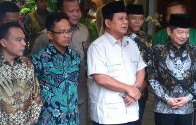 Pertemuan Prabowo-PPP, Arsul Blak-blakan, Sinyal Jelas Gerindra Gabung