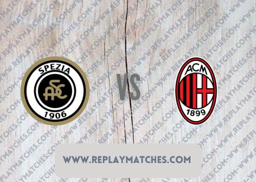 Spezia vs AC Milan Full Match & Highlights 25 September 2021